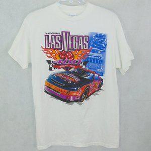 Nascar Las Vegas Inaugural 400 T-Shirt size L